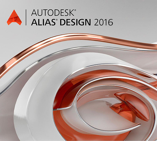 Autodesk Alias Design 2016 with SP1 64-Bit